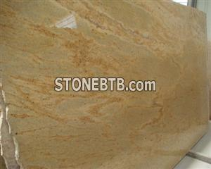 Kashmire Gold Granite Slab