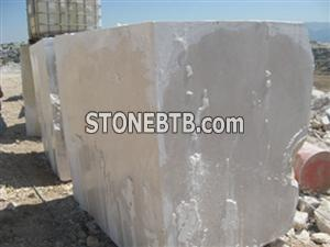 Burdur Beige Marble Blocks