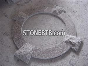 G664 Granite Building Stones, Wall Stone