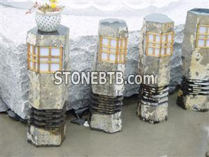 Granite Lamps for Landscaping