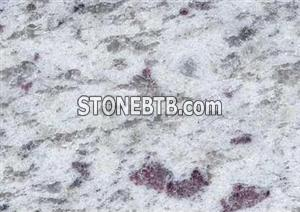 White Galaxy granite tiles