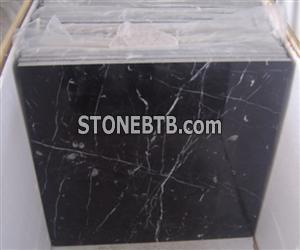 excellent Chinese NERO MARQUINA marble cut to size