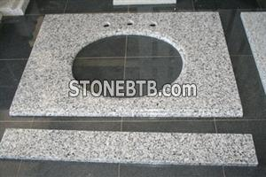 Grey Granite Vanity Top
