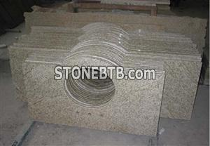G682 granite Vanities,Bath Top