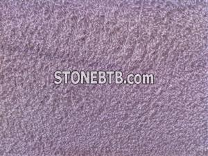 Purple wooden sandstone