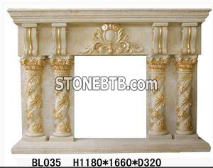 Fireplace Antique 2