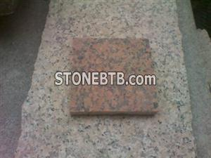 G652 Granite (new)- newly maple red granite