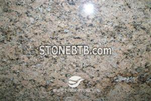 Old Amarello Gold granite