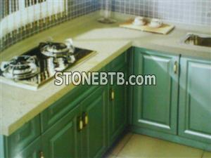 Quartz Stone Kitchen Counter top