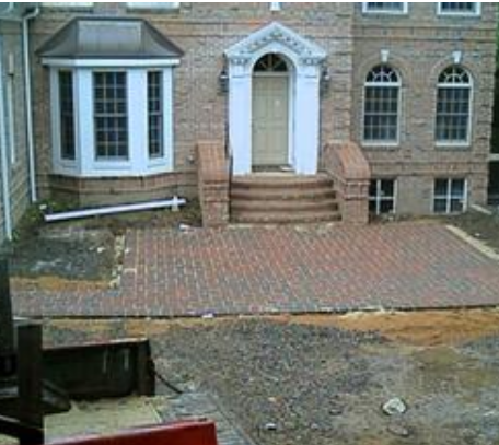 Build a Cobblestone Patio