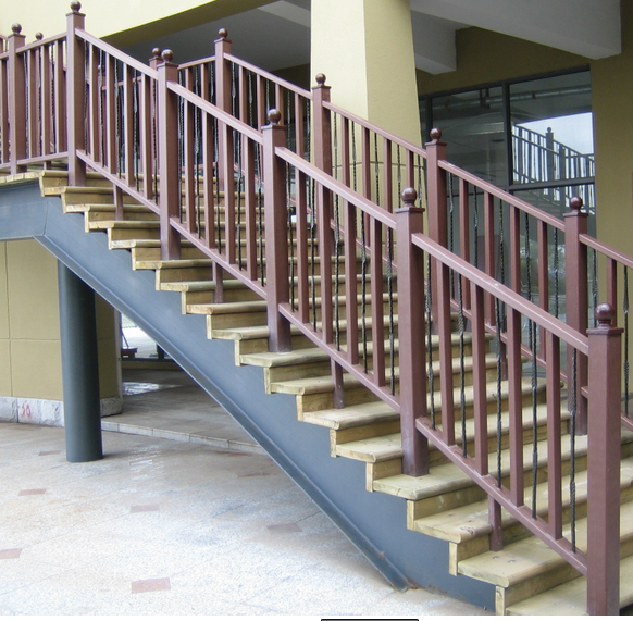 front porch stair railing types info center