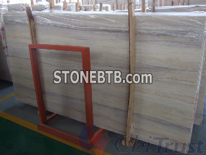 Rainbow wood vein marble