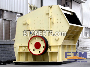Impact Crusher With Best Service/Hard Rock Impact Crusher
