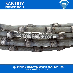 Marble Quarry Diamond Wire Saw