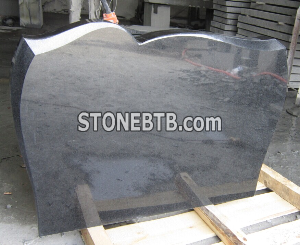 Shanxi black horizontal monument