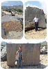 Shanxi black granite blocks