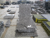 Poland grey granite headstones