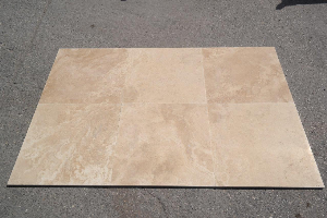 Travertine Light Honed Filled Export