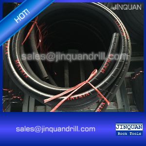 Rubber hose with ISO certificated flexible hydraulic rubber hose