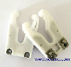 White BT30 Tool Changer Grippers Holder Clips for BT30 ATC Toolchanger