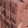 High Quality Honed Red Sandstone Outdoor Paving Slab
