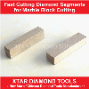 New Marble Cutting Segment and Diamond Segment for Marble