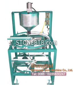 Bistratal automatically select beads machine