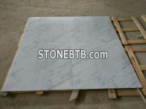 Chinese Carrara white