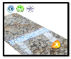 Polish Golden Granite Countertops