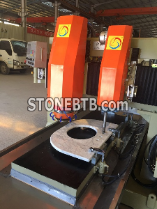 JCTP Automatic CNC counter top(basin hole) machine