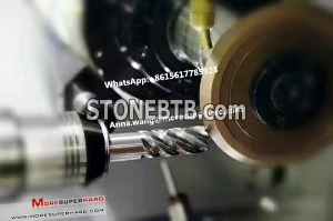 CBN grinding wheel for CNC tool grinder