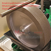 Electroplated CBN Grinding Wheel For Woodturning Tools