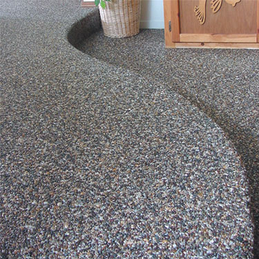 Pebblestone Flooring System Info Center Stonebtb Com