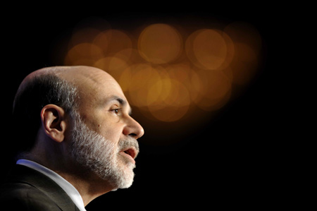 U S economic expansion to be moderate Bernanke