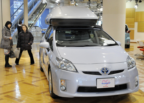 Toyota admits Prius brake flaw sees 2 bln losses