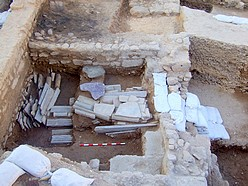 13th Century marble pieces found in Acre