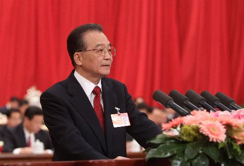 Premier China to strictly control new projects this year