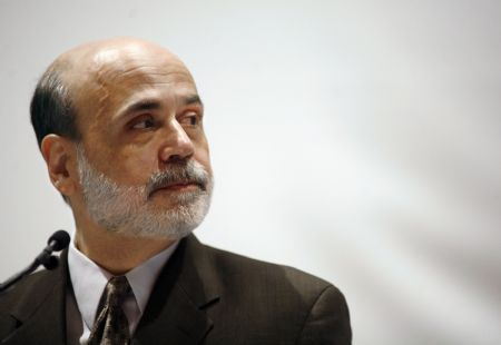 Bernanke vows to strengthen financial regulation to prevent new crisis