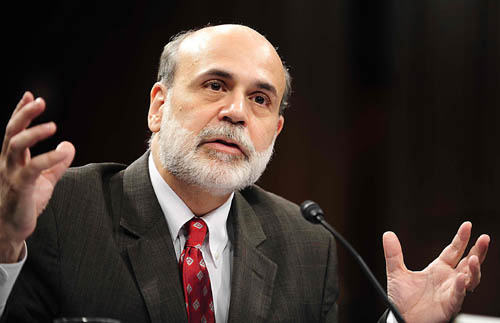 Bernanke confirmed as U S Federal Reserve chairman for second term