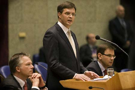 Netherlands to invest 6 bln euros to stimulate economy