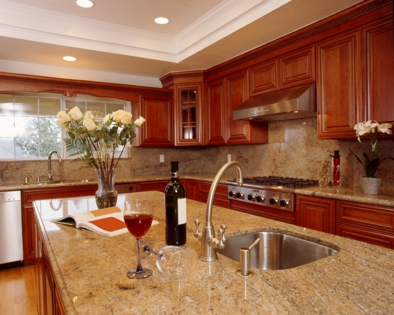 Stable demand for countertops in USA