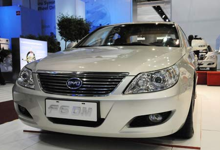 China car prices slightly down in April from March