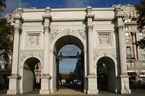 Marble Arch to be renovated
