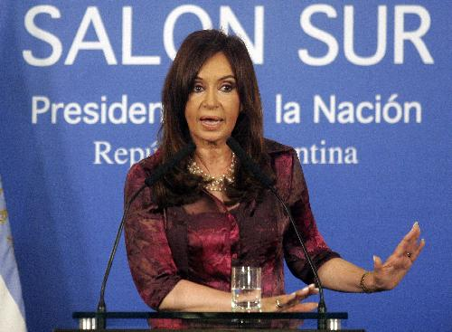 Argentine president names new central bank chief