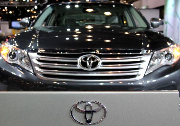 Toyota allegedly sells uncertified auto parts to China
