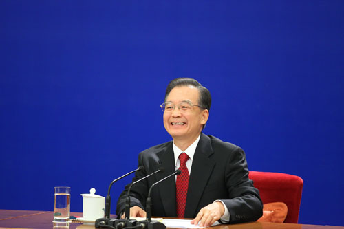 Chinese Premier urges better coordination financial reform to tackle global economic imbalance