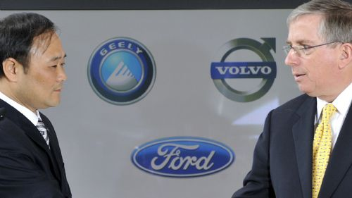 China s Geely signs deal with Ford on Volvo takeover
