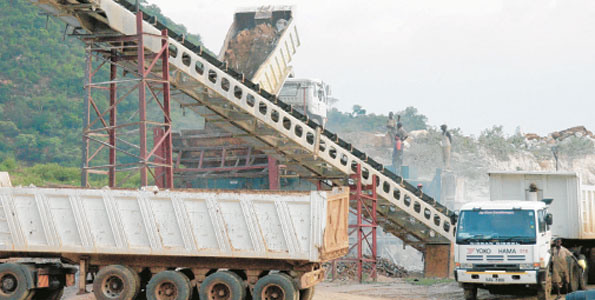 Move over Kavee Indian firm to mine limestone in Ortum