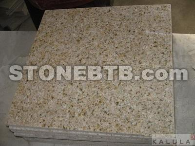 Yellow G682 Granite Tile