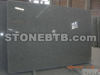 Sesame Black G654 Granite Dark Grey Granite Slab